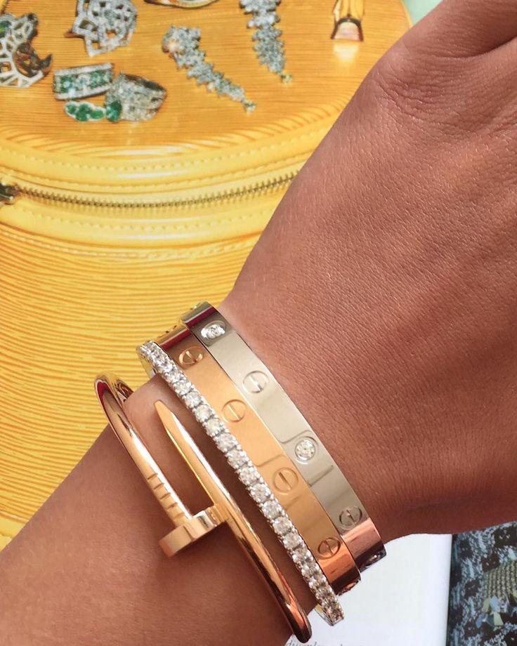 NEW STUNNING INSPIRATION - Am happy to add dis @saraweinstockjewelry eternity ba...