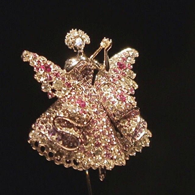 Van Cleef  Arpels - Fée des Lilas clip,  Peau d'Âne collection, Inspired b...