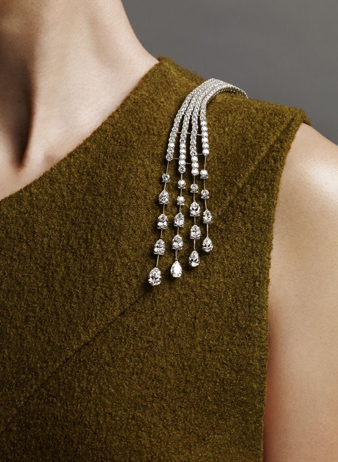The brooch as a jewel form has been somewhat undervalued in recent years. Common...