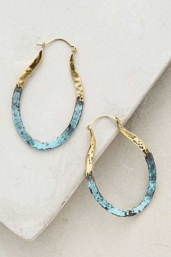 Detta Hoop Earrings