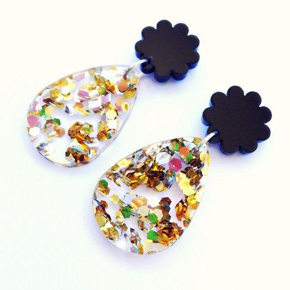 Drop earrings |♦F&I♦