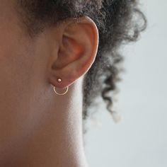 Ear Nut Earring (Single)