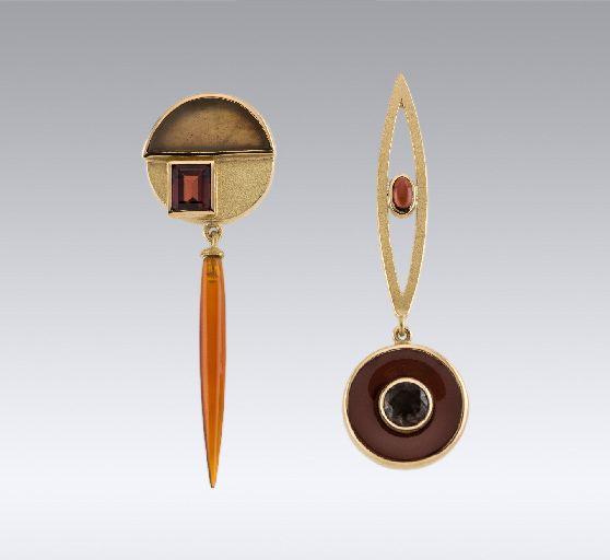 Earrings | Janis Kerman Design |♦F&I♦