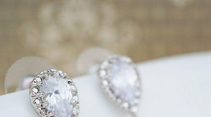 e030be462 Earrings : Handmade Vintage rose Swarovski Crystal Earrings from EarringsNation  Bridesmaid …