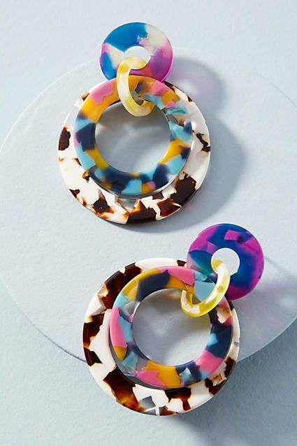 Multicolor earrings | ♦F&I♦