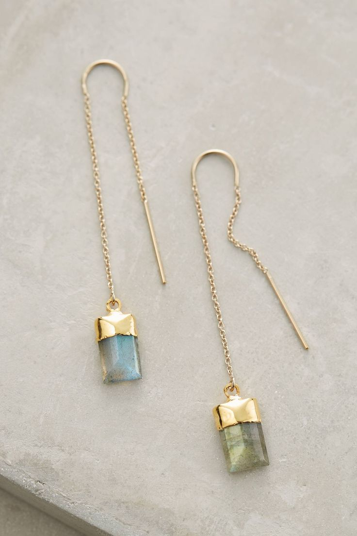 Quartz Sweeper Earrings |♦F&I♦