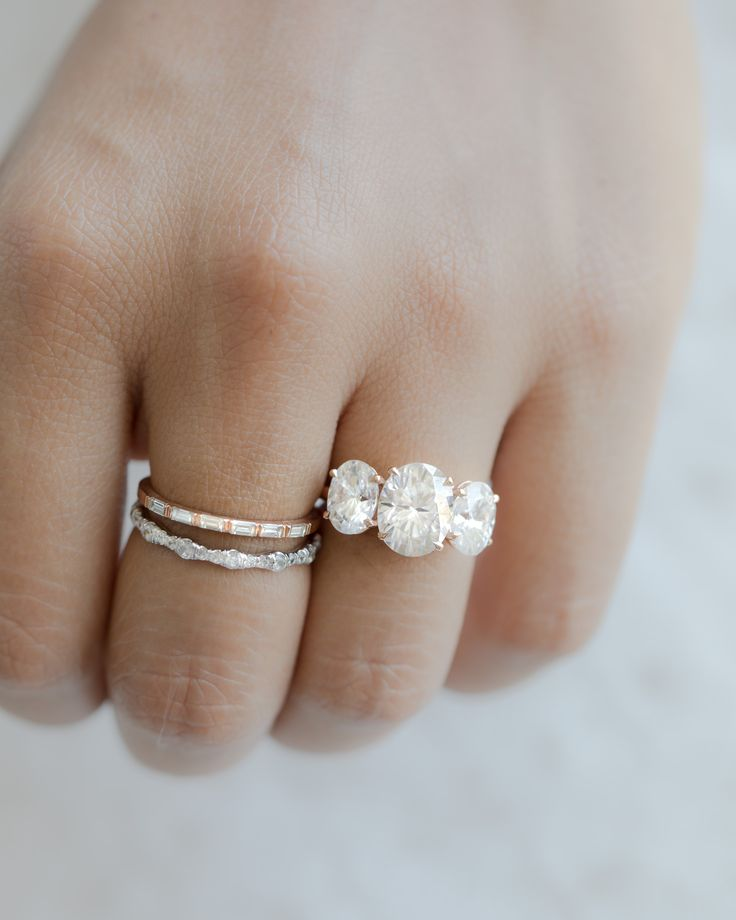 """""""My diamonds just sparkle too much!""""…. Said no girl ever.  Featured: Daint..."""