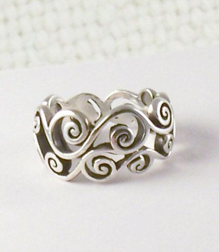Shopping for Silver by Chris K on Etsy