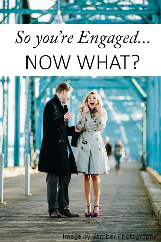 9 Things To Do Once He Proposes!