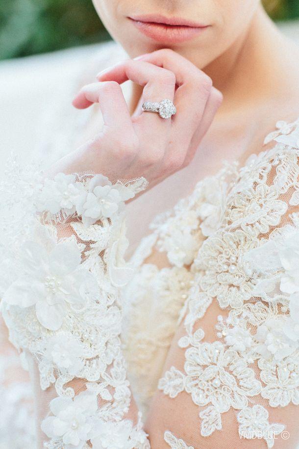 A Floral Romance   SouthBound Bride www.southboundbri... Credit: Vivid Blue Phot...