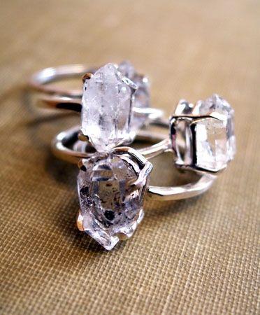 Erica Weiner hermiker diamond rings