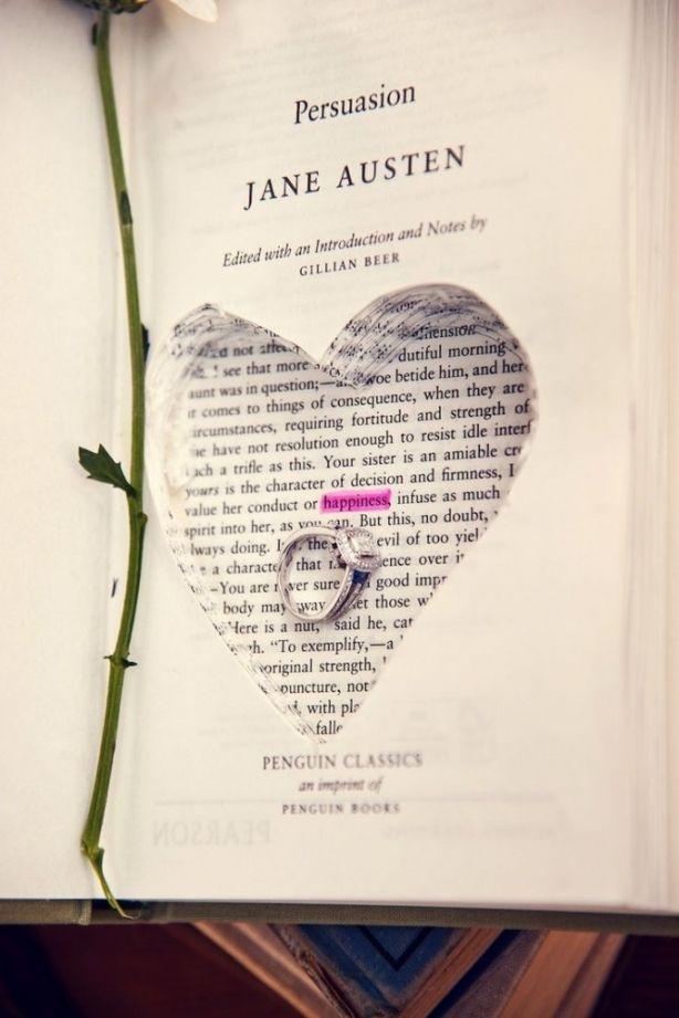 Jane Austen Proposal