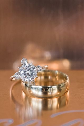 Unique diamond engagement ring   #aislesocietyexperience Aisle Society presented...