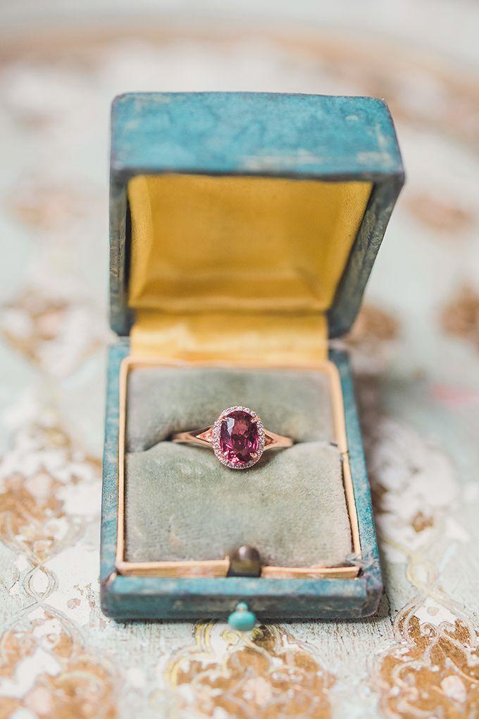 romantic Beauty and the Beast wedding inspiration | Sun & Sparrow Photography an...