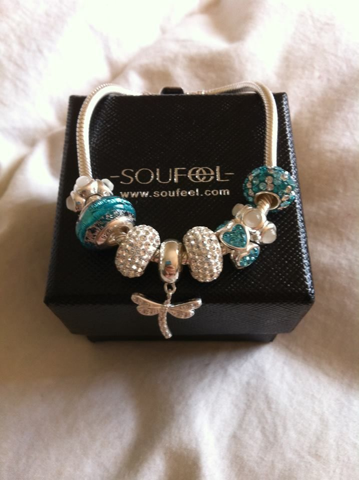 @Soufeel Jewelry  offers you PANDORA Compatible & 925 Sterling Silver charms wit...