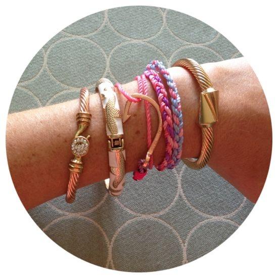 Fish Hook Bracelets