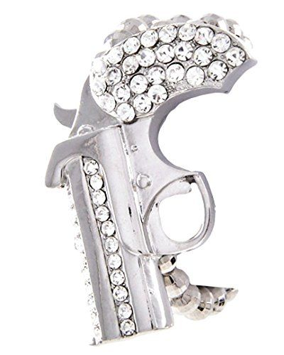 Gun Stretch Bracelet Large C35 Derringer Revolver Pistol ... www.amazon.com/...