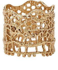 Aurelie Bidermann Lace Ring