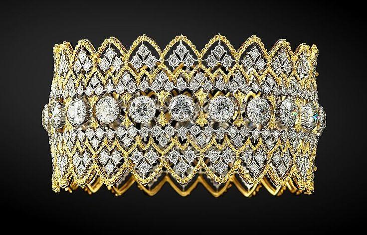 Buccellati High Jewelry Bracelet
