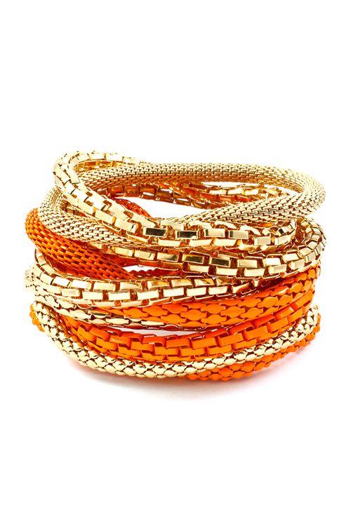 Sorbet Adette Bracelet Set   Emma Stine Jewelry Bracelets