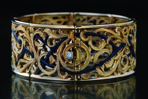 Tom Herman bracelet.