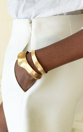 Anaïse   Cornelia Webb Molded Wrist Cuff