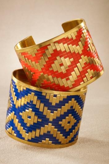 Aztec Cuff - Bracelets, Jewelry   Soft Surroundings
