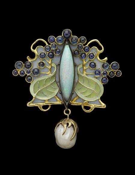 René Lalique-brooch