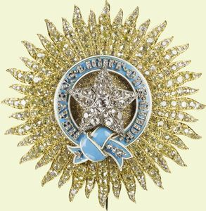 The Most Exalted Order of the Star of India is an order of chivalry founded by Q...