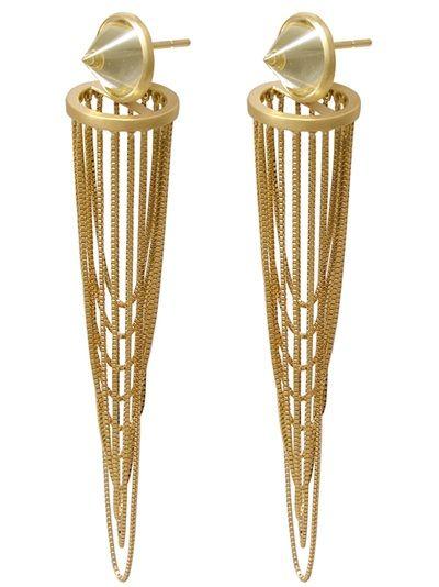 Antonio Bernardo 'Gaudi' Earring ♦F&I♦
