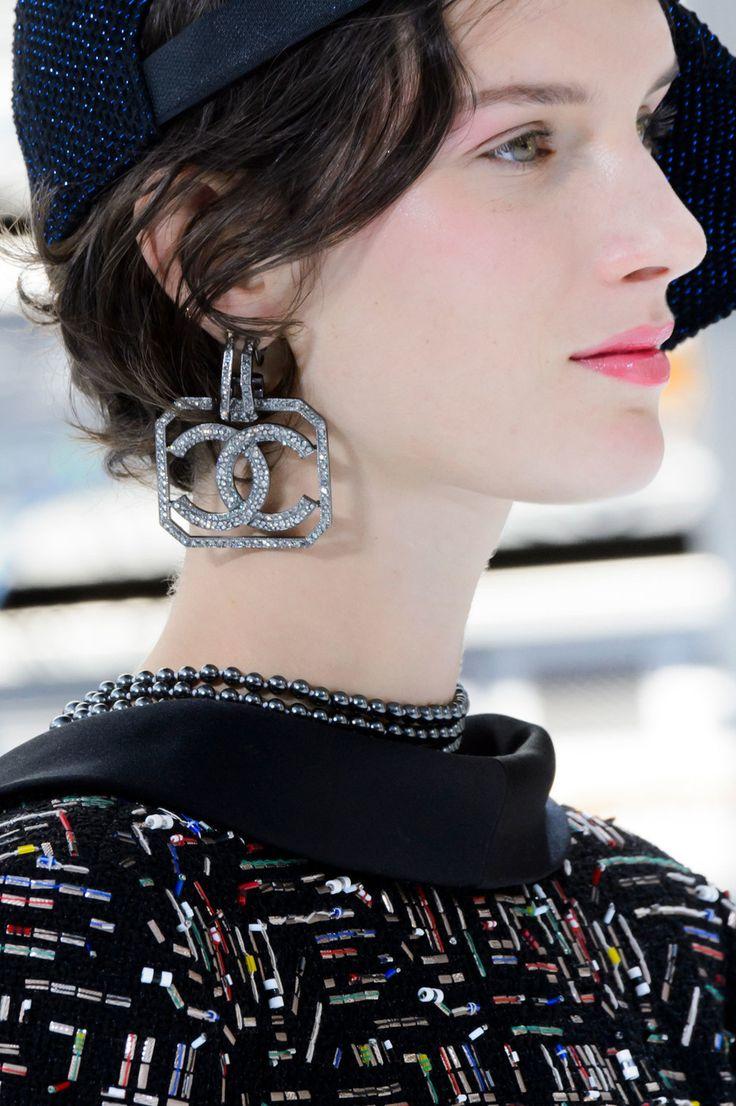Chanel at Paris Spring 2017 (Details)  | ♦F&I♦