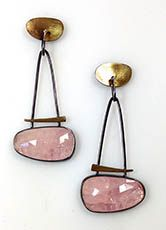 Elaine Rader Jewelry Holiday Online Show, Earring Galleries, Sterling Silver and...