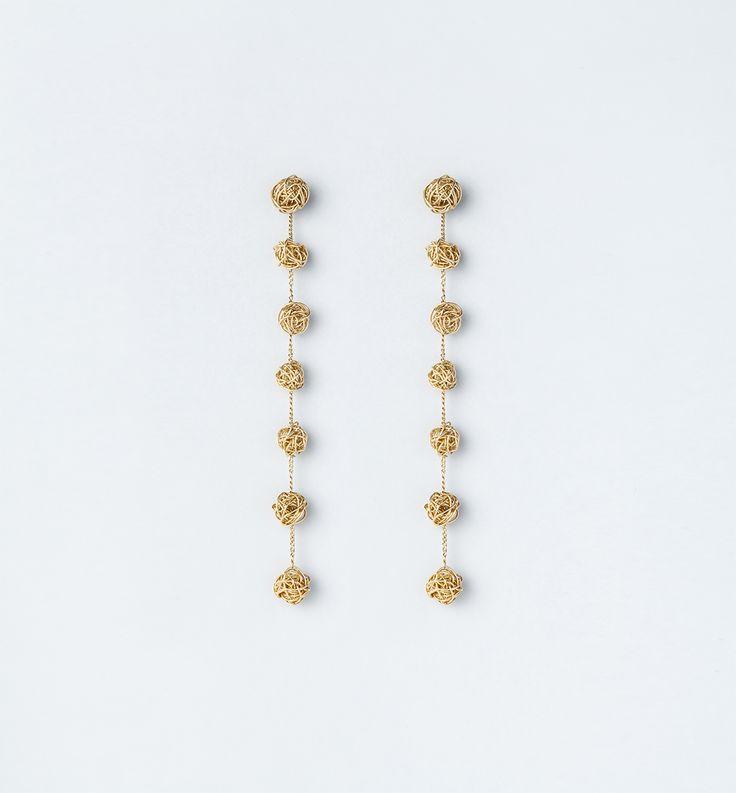 #Liadigregoriojewellery #Liadigregorio #Ldg #earrings #gold #handmade #madeinita...
