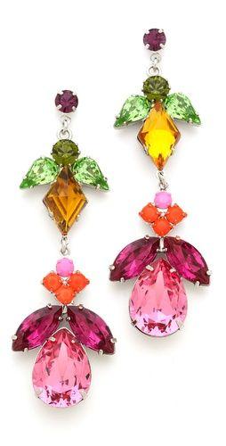 Multicolor earrings |♦F&I♦