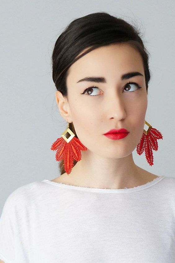 Particular earrings | ♦F&I♦