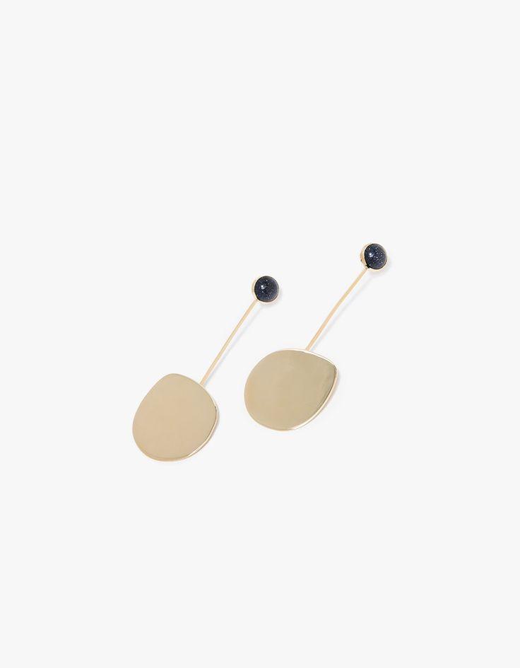 Small Pendo Drops earrrings