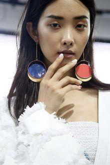 Tanya Taylor Primavera/Estate 2017, Womenswear - Sfilate - earrings ♦F&I♦