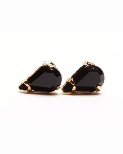 The Onyx Wednesday Earrings by JewelMint.