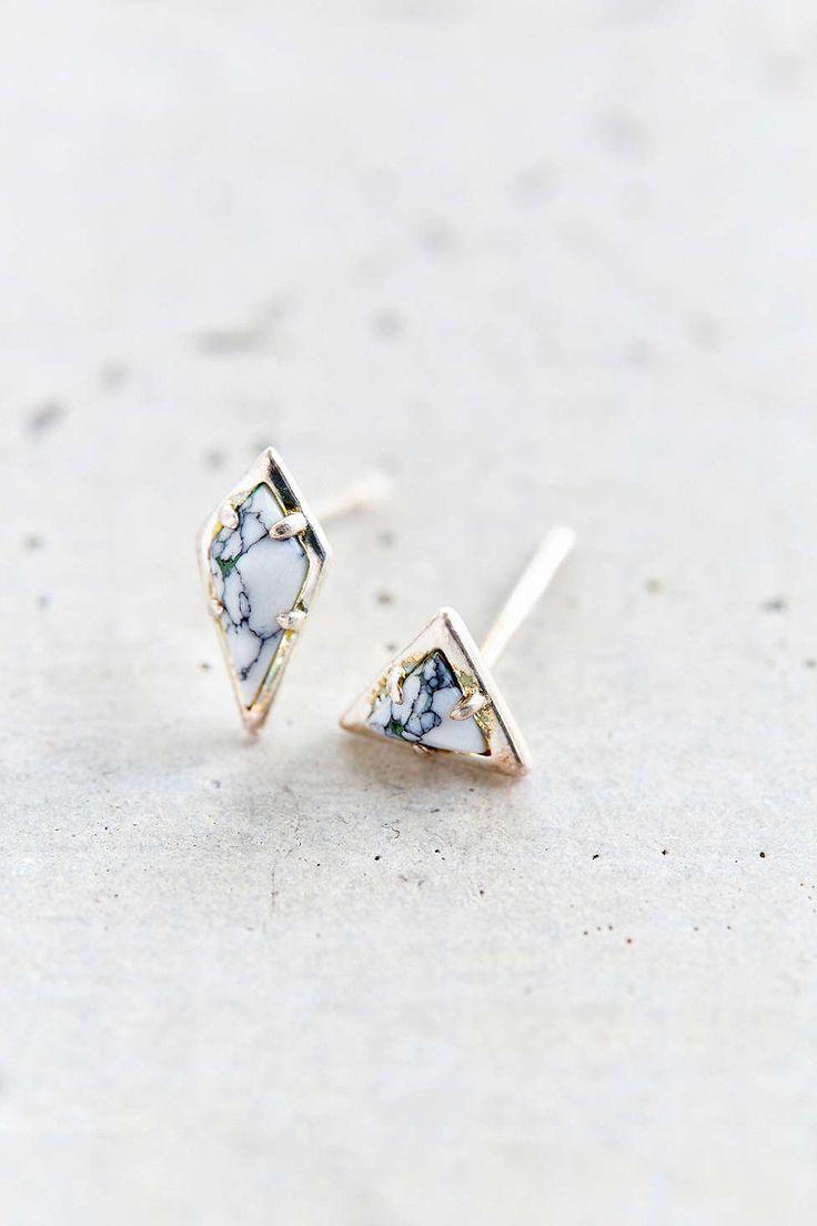 Earrings. Chic. Stones ♦F&I♦