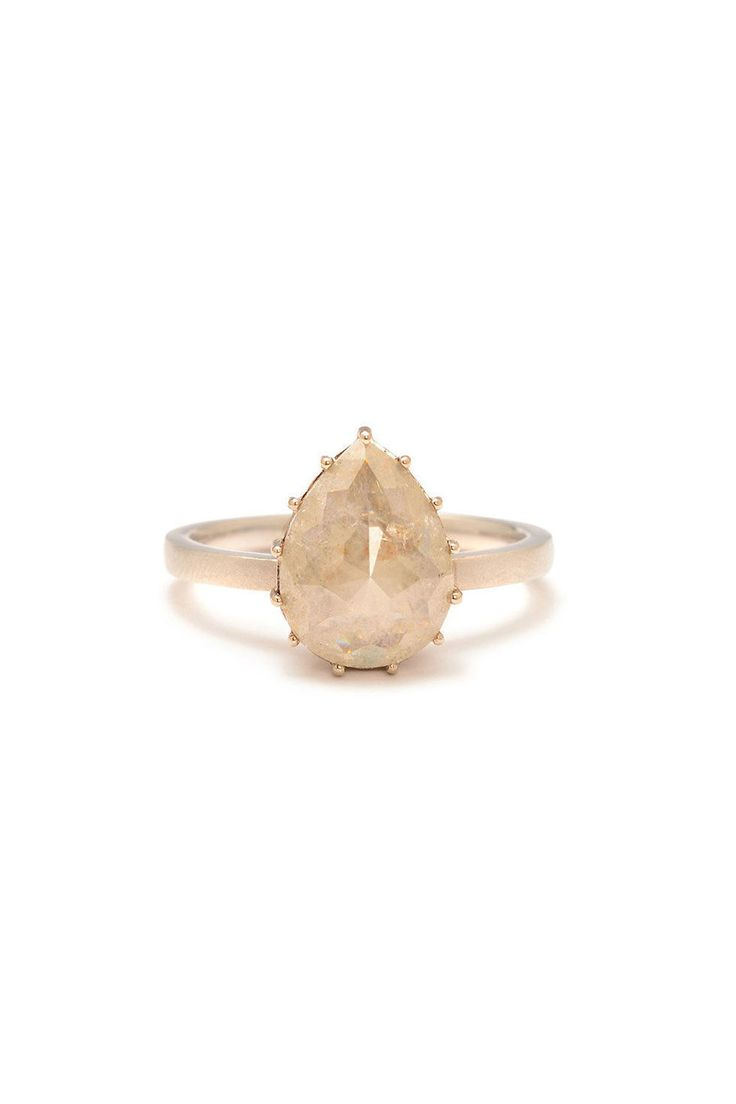 71 Alternative Engagement Rings for the Unconventional Bride