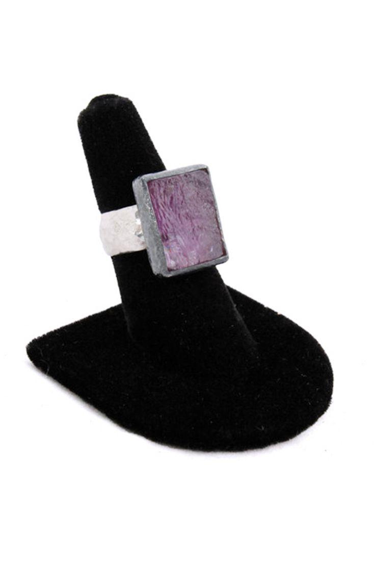 Mariella Pilato Amethyst Ring