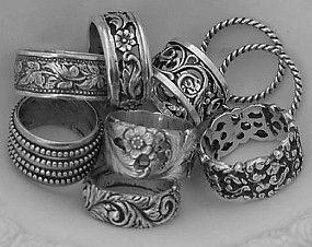 Rings by Eva