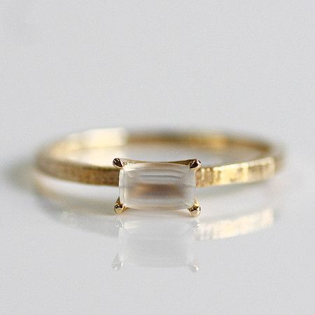 STELLA McCARTNEY dotto flat ring. So beautiful