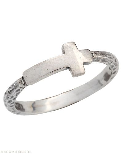 Sterling Silver Silpada Ring.