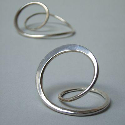 Yuki Kamiya, silver forged ring