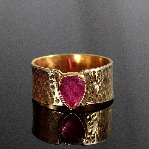 ruby and sterling by Raspberry Skulska