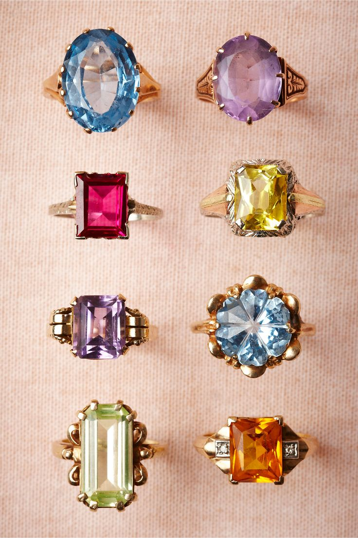 Colorful rings!