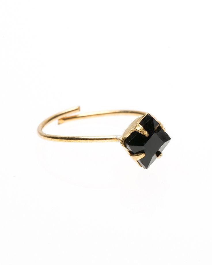 vintage stone ring