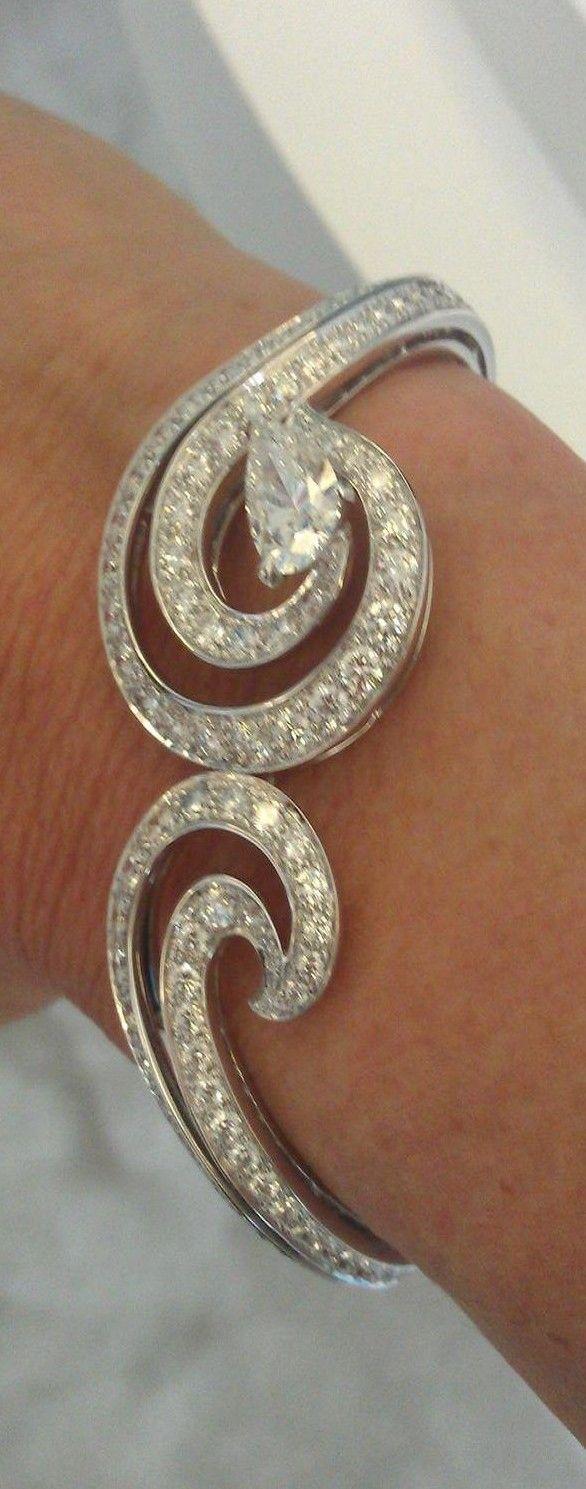 De Beers Crest bracelet ♥✤