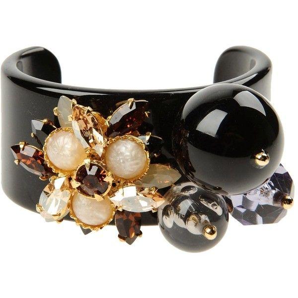 MIU MIU Bracelet by None, via Polyvore